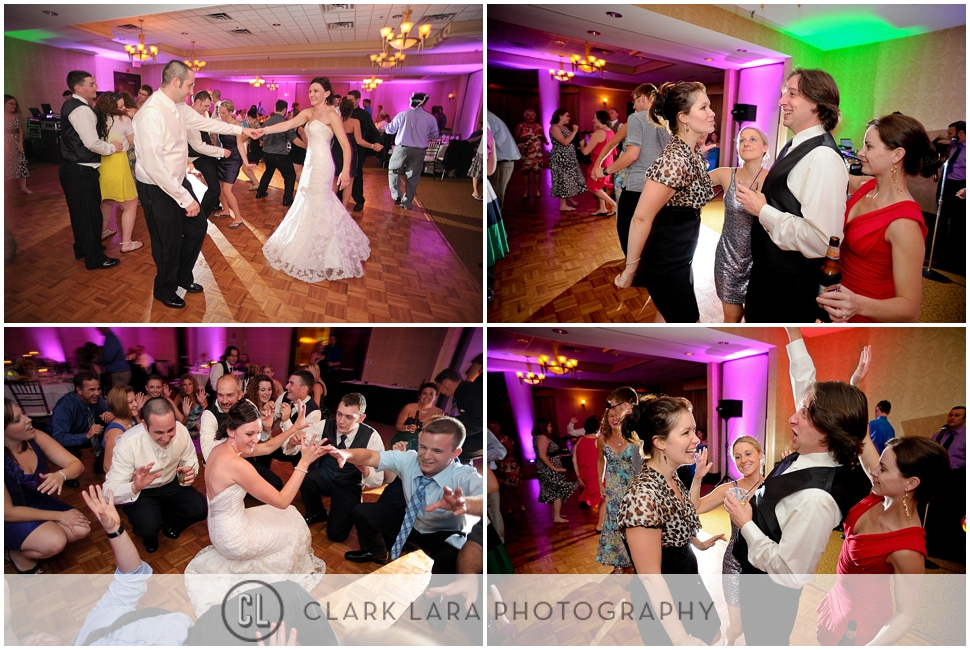 Sheraton Portsmouth Wedding Reception Brittany Derek Clark