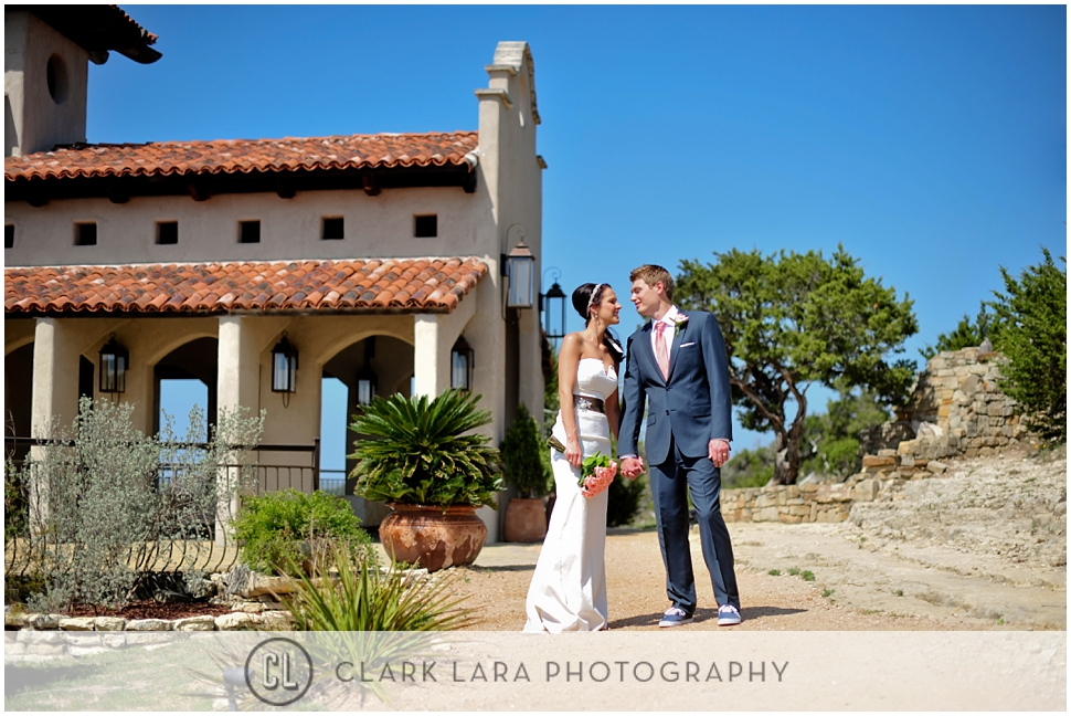 Chapel Dulcinea Wedding Portraits